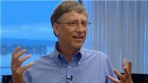 Bill Gates giàu nhất nước Mỹ 20 năm liên tiếp