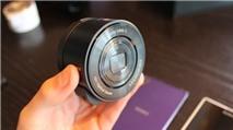 Sony QX10, QX100: Ống kính chuyên nghiệp dành cho smartphone