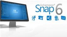 [Tải Ngay Kẻo Lỡ] Miễn phí bản quyền Ashampoo Snap 6