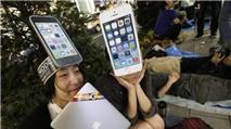 "iPhone 5S: ""Sốt"" kiểu Nhật"