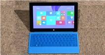 Chạm mắt máy tính bảng Microsoft Surface Pro 2