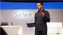 Microsoft giới thiệu Surface Pro 2 và Surface 2