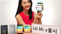 LG Vu 3 chính thức ra mắt