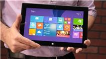 Microsoft Surface thế hệ 2 với LTE sẽ ra mắt vào năm sau