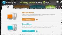 Avanquest Energy Saver Eco: Tiết kiệm 40% điện năng máy tính