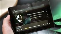 Amazon ra mắt 2 Kindle Fire mới, màn hình siêu nét