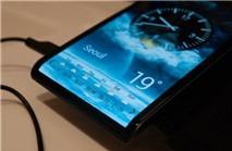 Samsung ra mắt điện thoại màn hình cong vào tháng 10