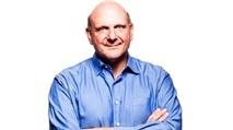 Steve Ballmer chia tay Microsoft trong nước mắt