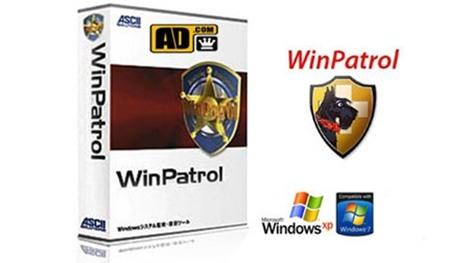WinPatrol 2012: Bảo vệ máy tính khỏi phần mềm độc hại - P01