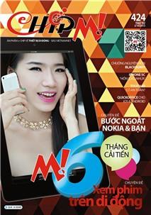 Mục lục Tạp chí e-CHÍP Mobile 424 (Thứ Tư, 2/10/2013)