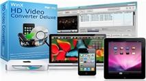 [Tải Ngay Kẻo Lỡ] Miễn phí bản quyền WinX HD Video Converter Deluxe