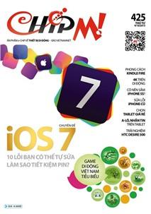 Mục lục Tạp chí e-CHÍP Mobile 425 (Thứ Tư, 9/10/2013)