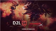 Kingston HyperX tổ chức giải đấu DotA 2