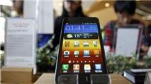 """""""So găng"""" đất Trung:  Samsung vượt xa Apple"""