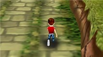 [WP8] 3D Jungle Runner