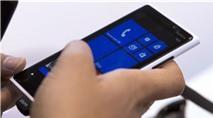 Windows Phone nhảy vào cuộc đua màn hình lớn