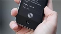 """Trợ lý ảo Siri trên iPhone, iPad thành """"người thừa"""""""