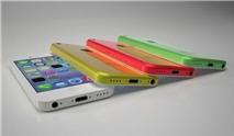 Doanh số iPhone 5C đang bám sát iPhone 5S