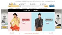 Lazada ra mắt sàn giao dịch thời trang trực tuyến tại Đông Nam Á