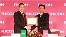 RICOH giới thiệu dòng máy in SP 200 series và công bố nhà phân phối mới