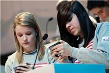 70% giới trẻ Mỹ sử dụng smartphone