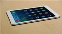 Từ 1/11 có thể đặt hàng trực tuyến iPad Air