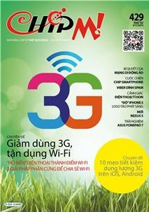 Mục lục Tạp chí e-CHÍP Mobile 429 (Thứ Tư, 6/11/2013)