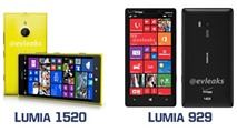 Nokia: Lại hé lộ tiếp Lumia 929