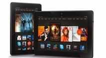 Tablet của Amazon đánh bại iPad Air về màn hình