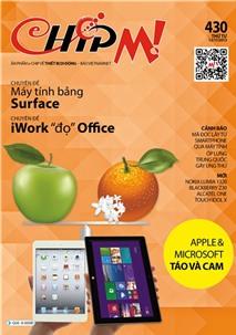 Mục lục Tạp chí e-CHÍP Mobile 430 (Thứ Tư, 13/11/2013)