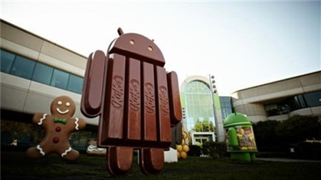 Người khổng lồ Android