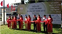 Khai mạc triển lãm cuộc thi Ảnh Di sản Việt Nam 2013