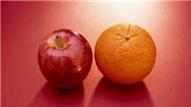 Apple và Microsoft - Táo và… Cam