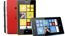Nokia Lumina 520 mau nóng máy