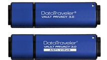 DataTraveler Vault Privacy 3.0: USB Flash bảo mật