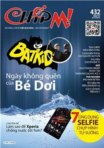 Mục lục Tạp chí e-CHÍP Mobile 432 (Thứ Tư, 27/11/2013)