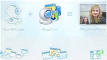 ManyCam 3.1: Lồng hiệu ứng đẹp mắt vào webcam