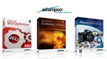 [Tải Ngay Kẻo Lỡ] Miễn phí bản quyền 6 phần mềm của Ashampoo