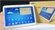 Samsung Galaxy Tab 3 10.1: Mạnh mẽ và mỏng nhẹ