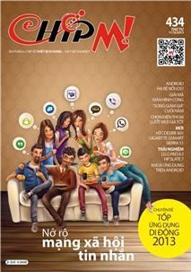 Mục lục Tạp chí e-CHÍP Mobile 434 (Thứ Tư, 11/12/2013)