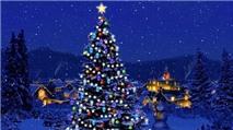 """Trò chơi """"Cây Giáng sinh"""" (bài 29)"""