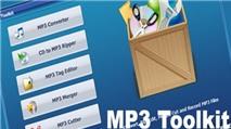 [Tải Ngay Kẻo Lỡ] Miễn phí bản quyền MP3 Toolkit