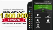 [Tải Ngay Kẻo Lỡ] Miễn phí 6 tháng bản quyền Bitdefender Mobile Security & Antivirus for Android