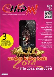 Mục lục Tạp chí e-CHÍP Mobile 437 (Thứ Tư, 1/1/2014)