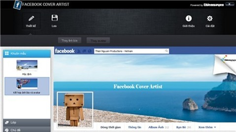 Facebook Cover Artis