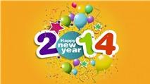 Đổi giao diện Windows đón chào năm mới 2014