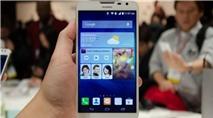 Trên tay siêu phẩm Huawei Ascend Mate2 4G