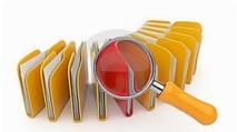 DocFetcher: Tìm nội dung tiếng Việt trong hàng loạt file văn bản