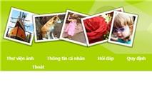 """3 dịch vụ lưu trữ ảnh """"made in Việt Nam"""" có thể bạn chưa biết"""