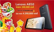 Smartphone Lenovo giảm giá mạnh đón Tết